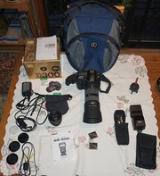 Selling my Nikon D300 Camera Gear in Excellent Condition