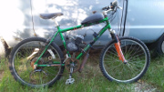 Motorised Mountain Bike—reduced price