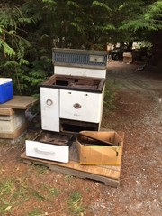 Free Cook stove