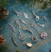 Silver Charms on Sale at Gorge Fair