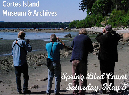 Spring Birding Day is fun for all ages!
