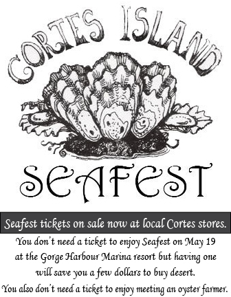 Seafest tickets now available.  Get one soon.