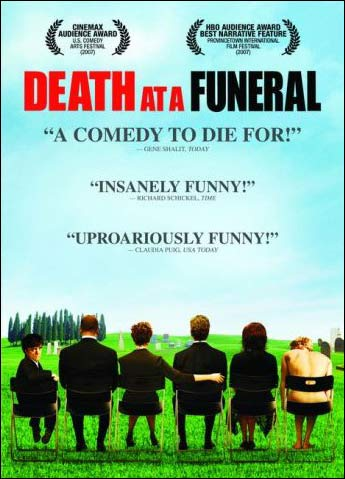 """Death at a Funeral"" comedy screening at Manson's"