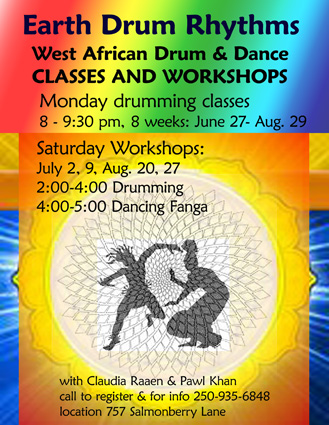 Drum and Dance Classes
