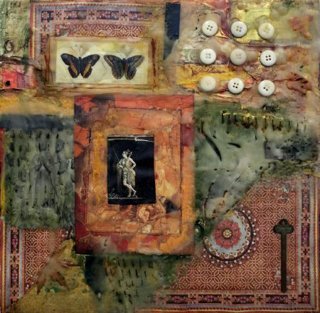 small collage by Lisa Gibbons
