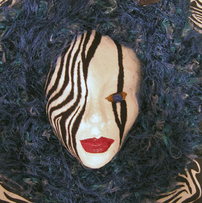 Mask by Lynne Barker