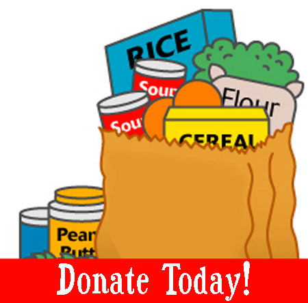 Food Bank Suggested Items