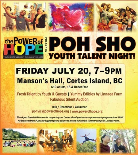 POWER OF HOPE YOUTH TALENT NIGHT