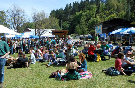 Last year was a fantastic day - Great food, great people & great weather!