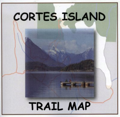 Cortes Island Trail Map