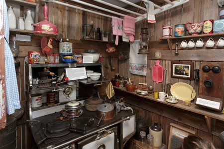 Pioneer Kitchen Corner