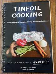 Local Author Just Published, Tinfoil Cooking
