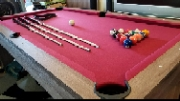 Pool, Ping Pong/Dining Table