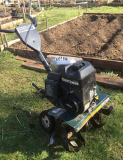 Rototiller for rent