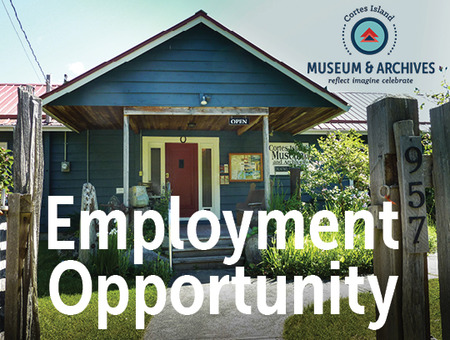 Employment Opportunity at the Museum