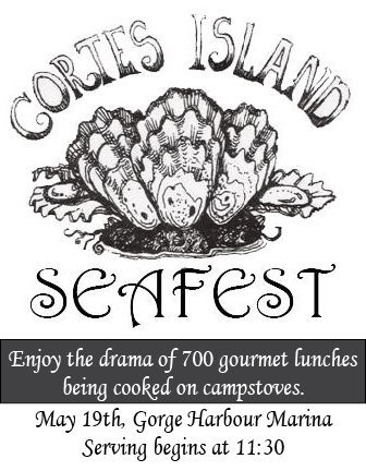 Enjoy the drama of 700 gourmet lunches being cooked on camp stoves.