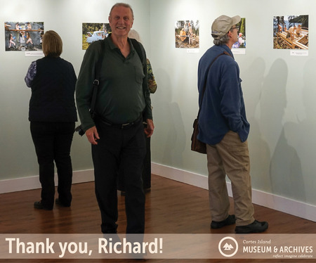 Thank you, Richard!
