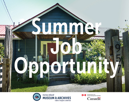 Summer Job at the Museum