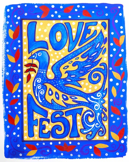 Love Fest 2019, Saturday, August 10, Linnaea Farm
