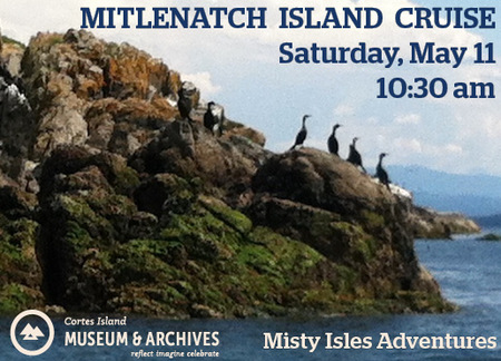 Mitlenatch Island Cruise