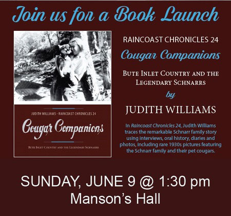 Judith Williams's Latest Book Launch