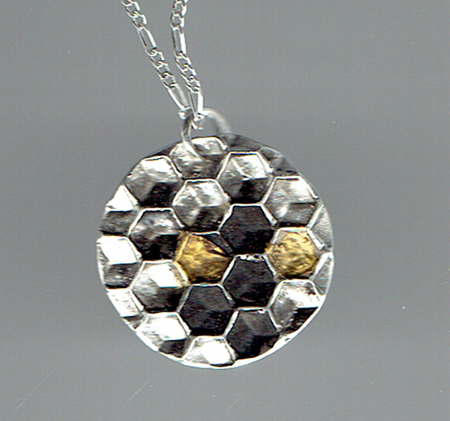 Stolen item: The honeycomb is about 1 inch (25mm)