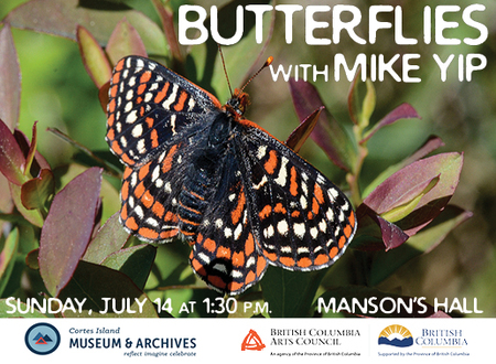 Butterflies with Mike Yip