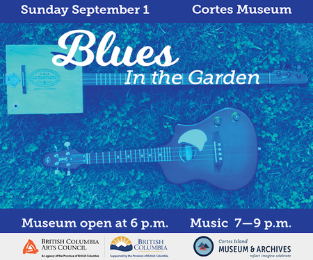 Blues in the Garden with Michael Keith