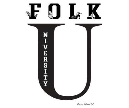 Folk U is back this Friday with....