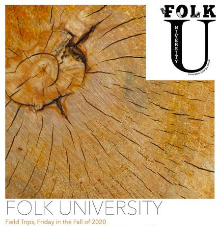 Folk U Fall Field Trips!