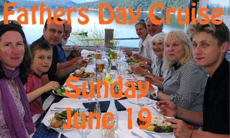 Father's Day Dining in the Laughing Oyster
