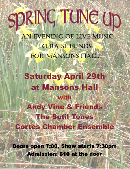 Spring Tune Up Concert