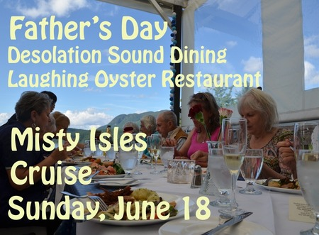 Fine Dining at Laughing Oyster Restaurant