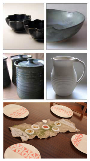 Pottery by Ester Strijbos