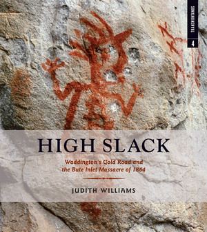 High Slack by Cortes author Judith Williams